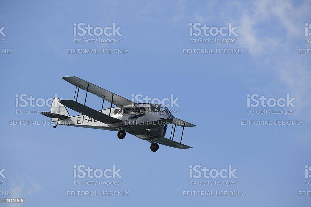 'De Havilland DH-84 Dragon, U.K.' stock photo