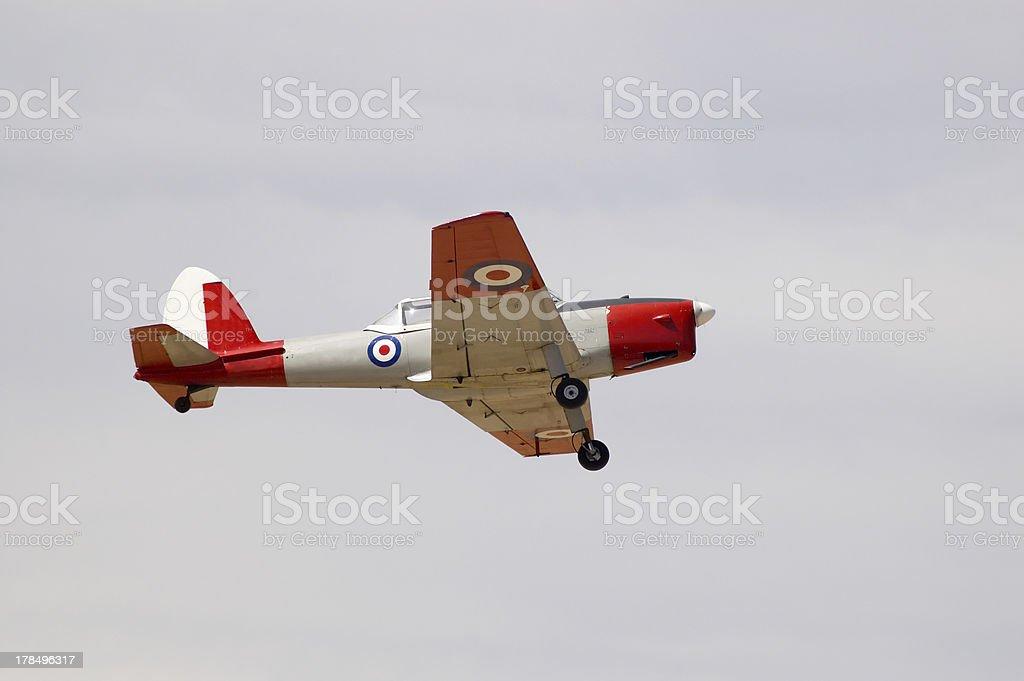 De Havilland DHC1 Chipmunk royalty-free stock photo