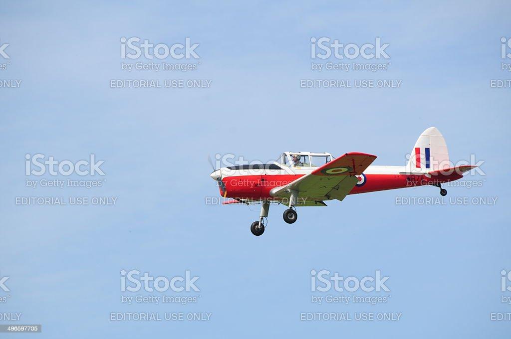 G-BZGA De Havilland, U.K. stock photo