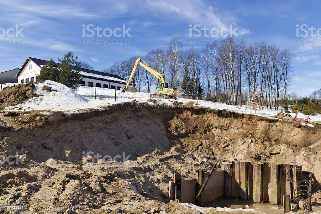 dead destroyed earth concept royalty-free stock photo