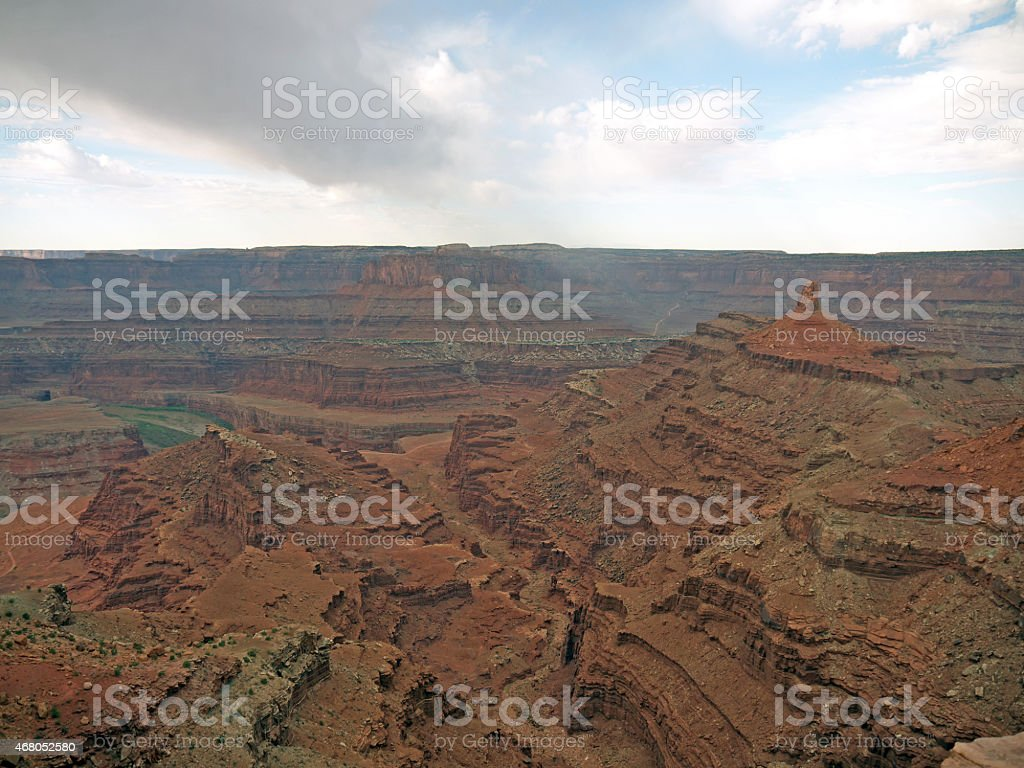 Dead Horse Point stock photo