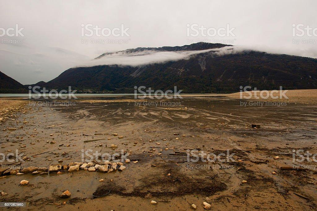 Dead Lake stock photo