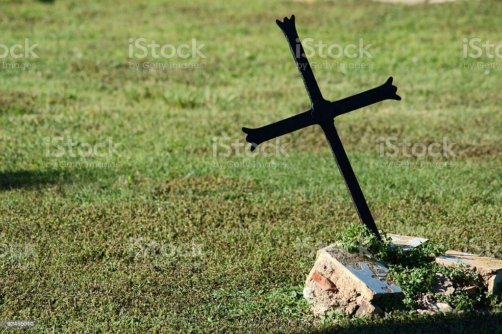 Dead Soldier royalty-free stock photo