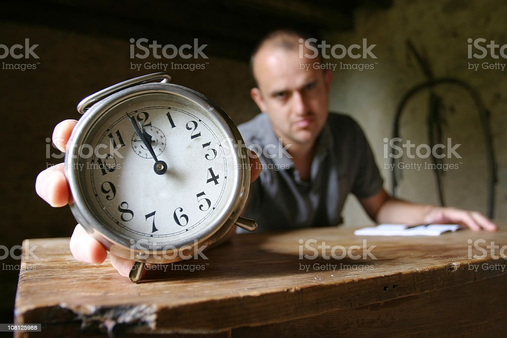 Deadlines royalty-free stock photo