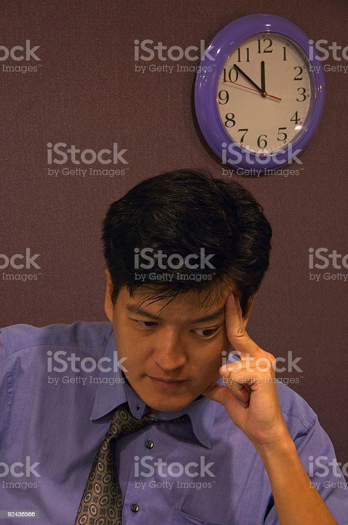 Deadlines stock photo