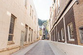 Deadwood South Dakota Western Historic American Architecture Alley Street USA