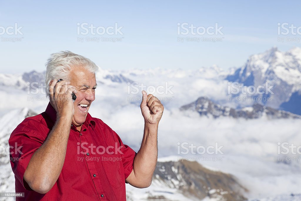 Deal done. royalty-free stock photo