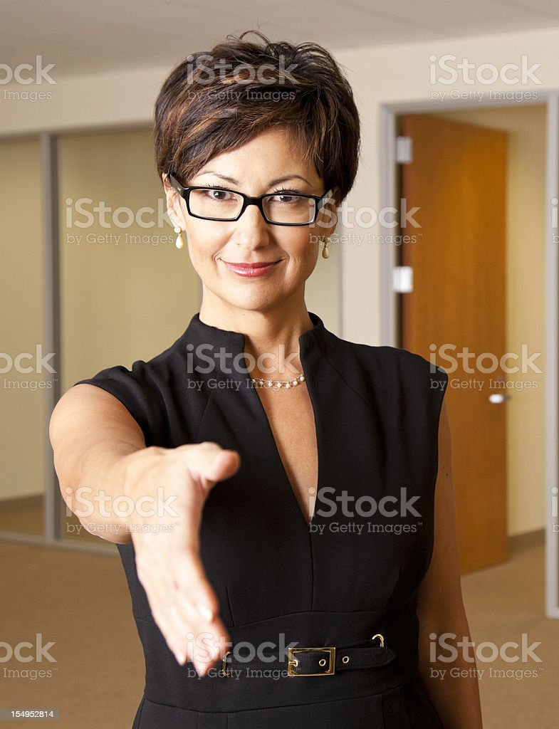 deal! royalty-free stock photo