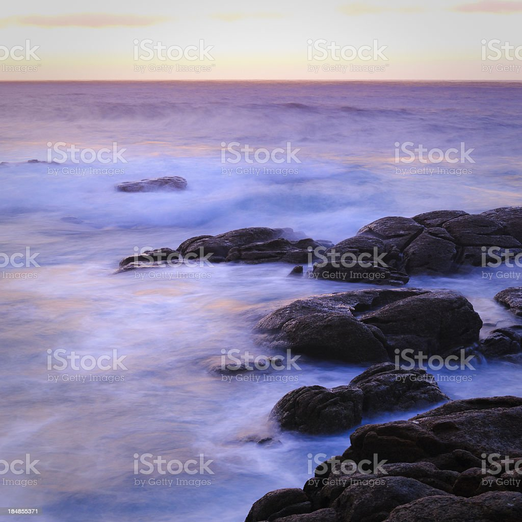 Costa da Morte, Galicia, Spain stock photo