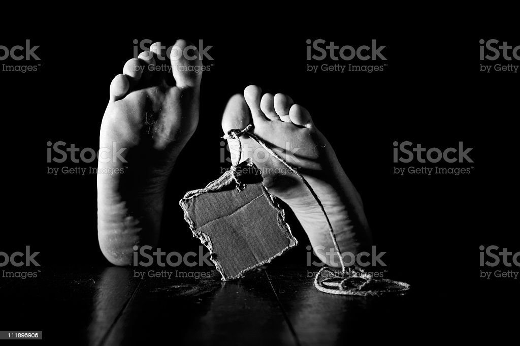 Death concept royalty-free stock photo