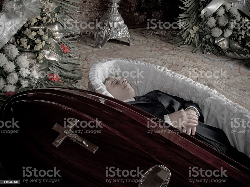 Death stock photo