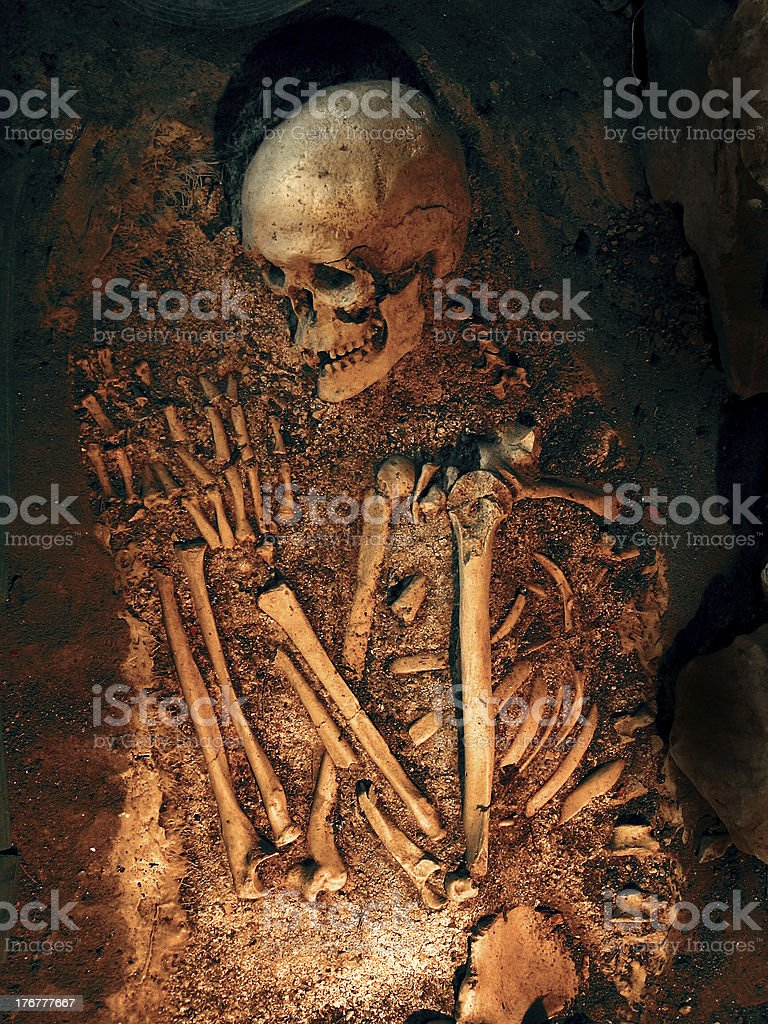 Death stock photo