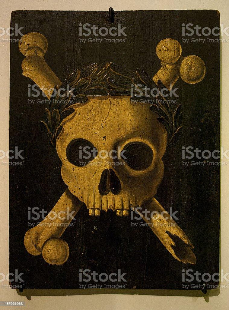 Death Triumphant stock photo