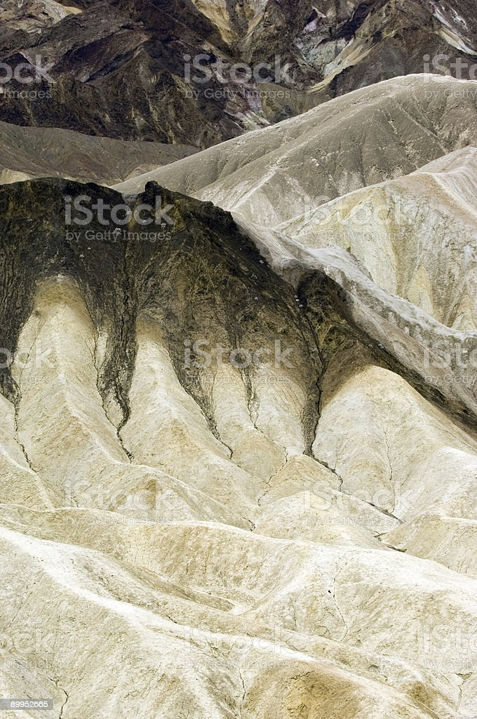 Death valley, California royalty-free stock photo