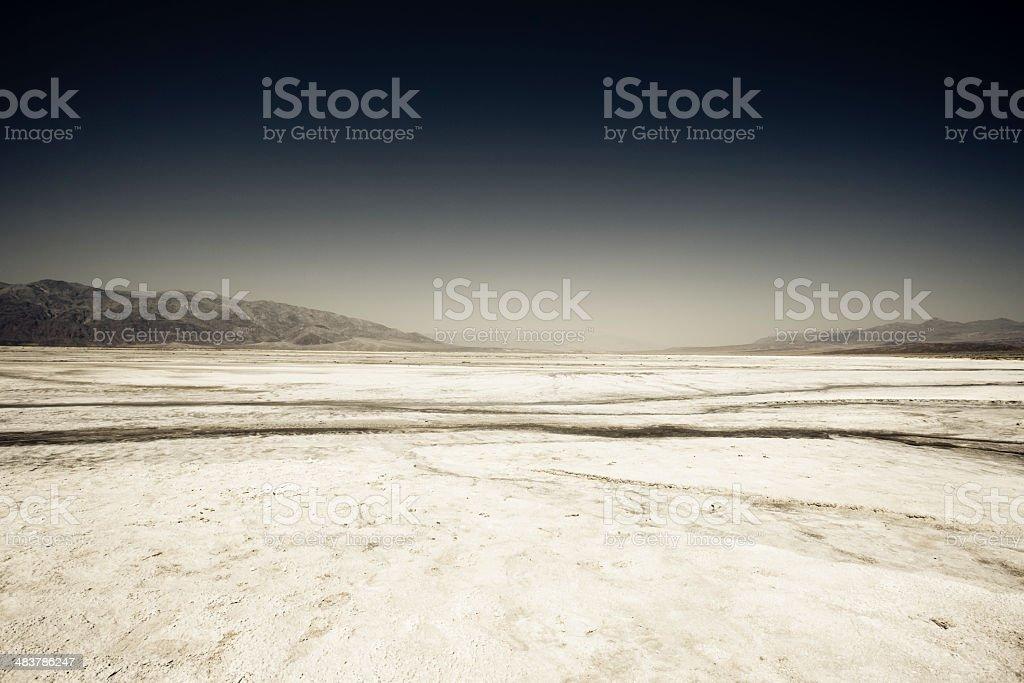 Death Valley California USA stock photo