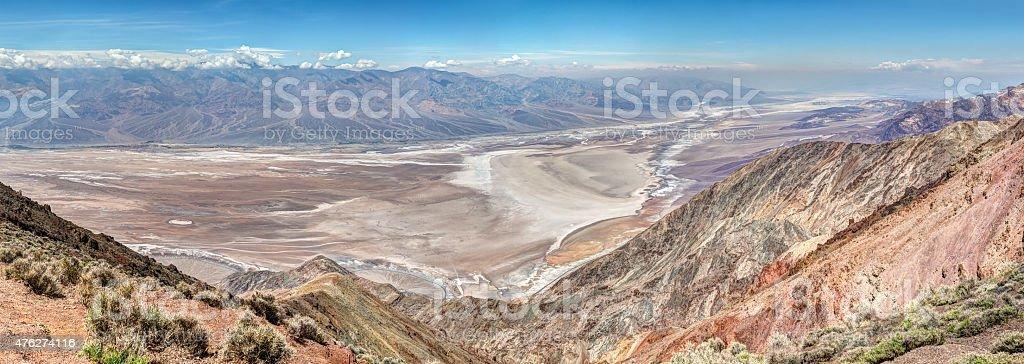 Death Valley Desert, California USA stock photo