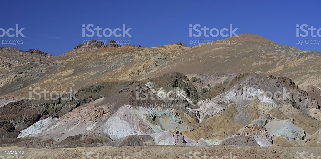 Death Valley National Park, California royalty-free stock photo
