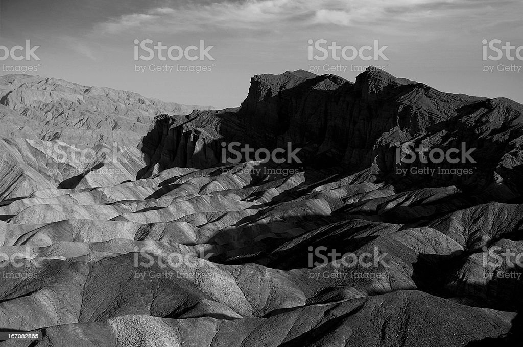 Death Valley National Park royalty-free stock photo