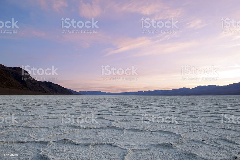 Death Valley National Park stock photo