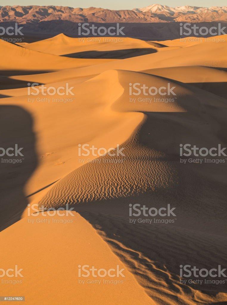 Death Valley stock photo