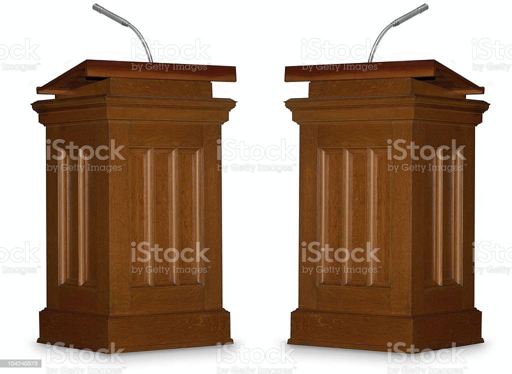 Debate stock photo