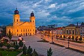 Debrecen city hall