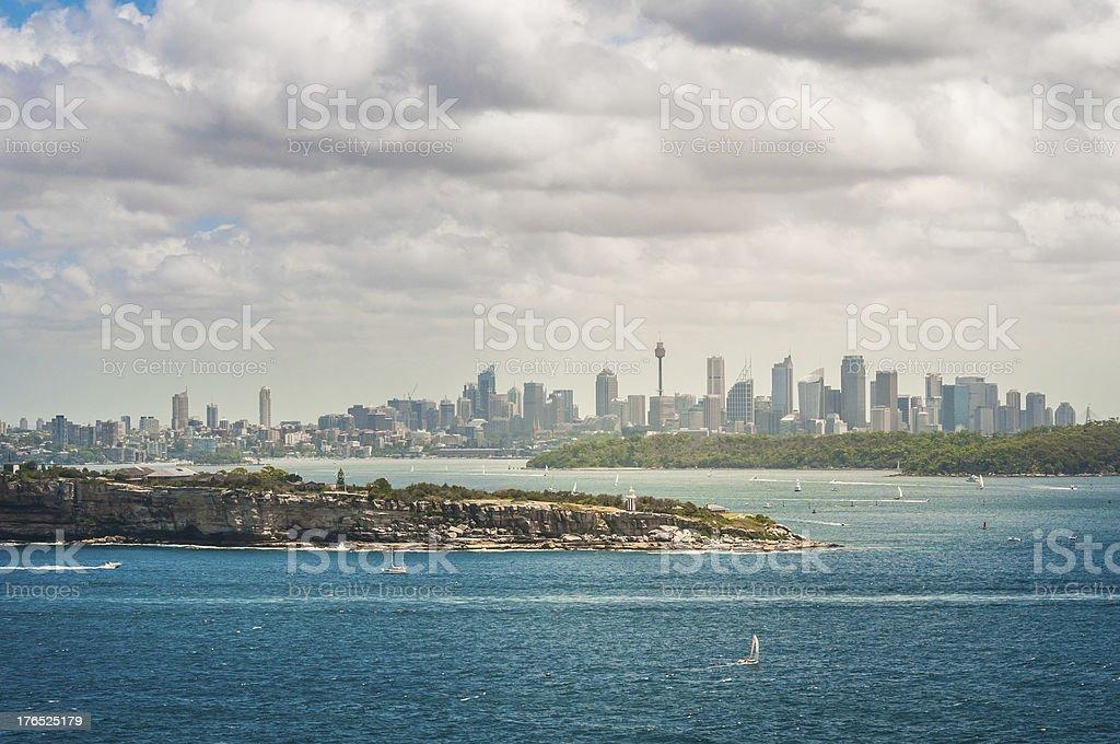 SYDNEY, AUSTRALIA - December 2009 royalty-free stock photo