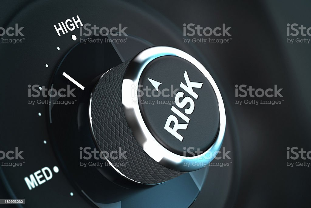 Decision Making Process, Risk Management stock photo