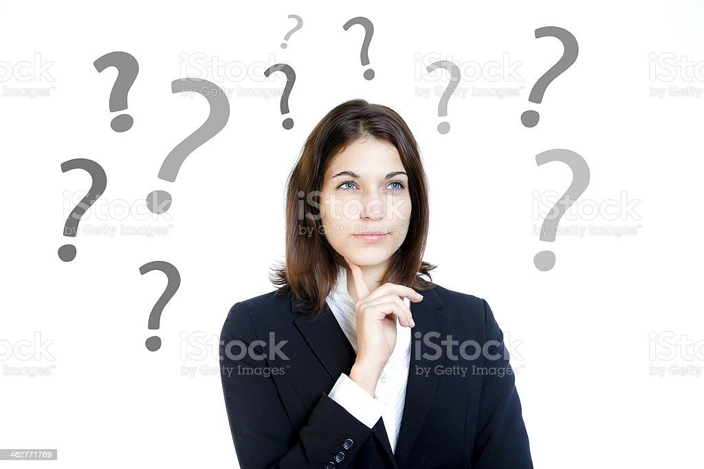 Decision royalty-free stock photo