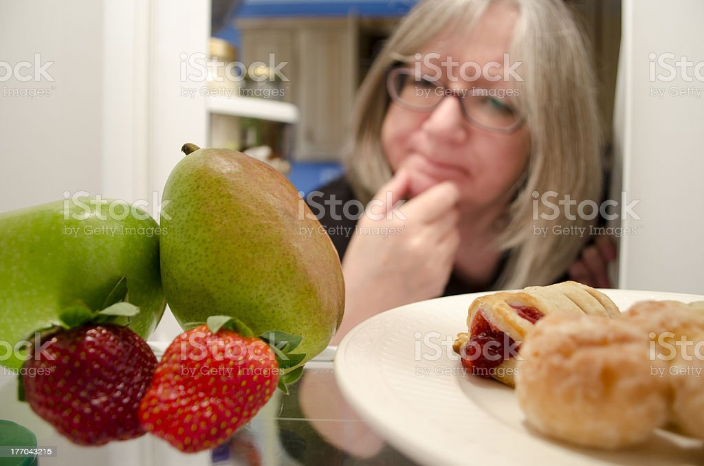 Decisions, Decisions... royalty-free stock photo