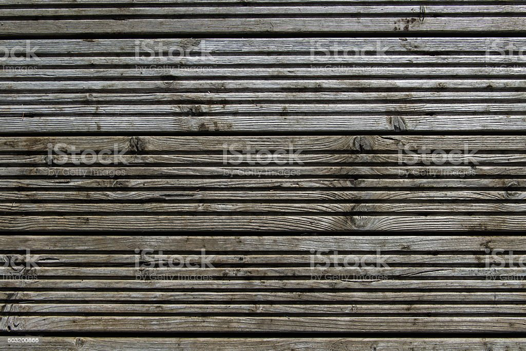 Decking wood texture or background stock photo