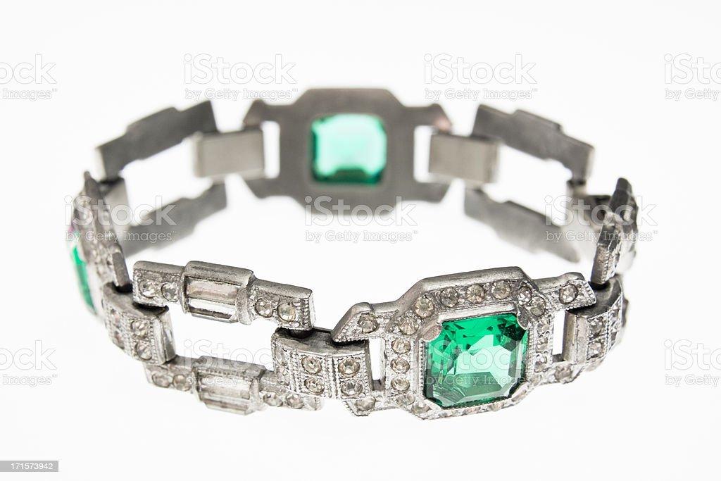 Deco Bracelet royalty-free stock photo