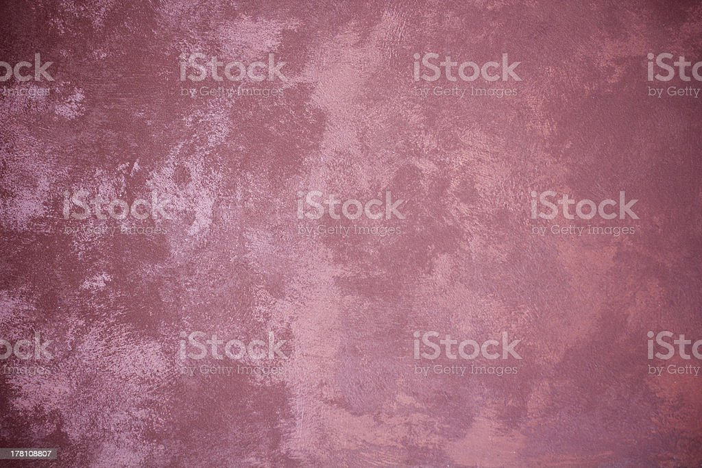 Decorated wall royalty-free stock photo