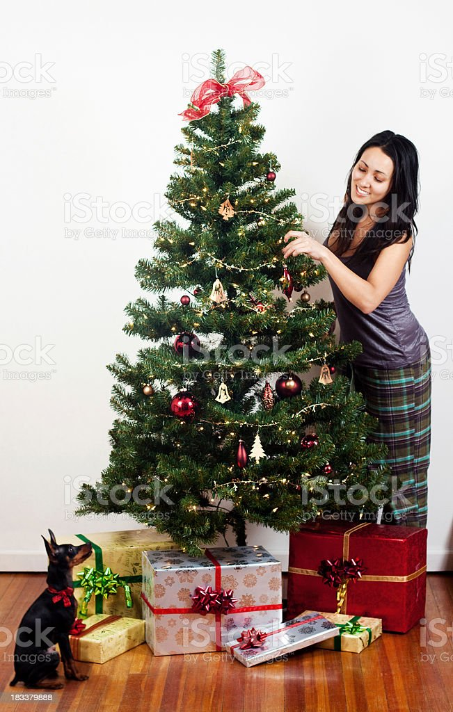 decorating royalty-free stock photo