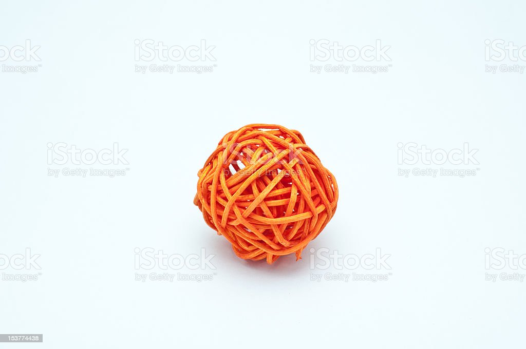 decoration ball royalty-free stock photo
