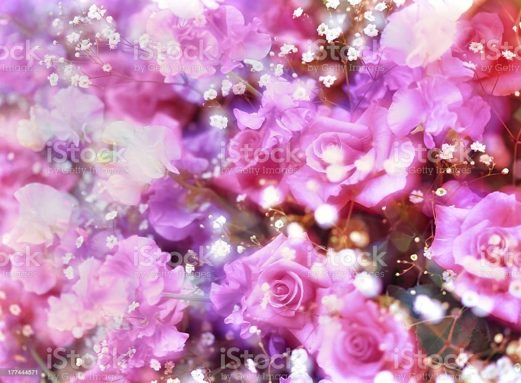 Decoration Flower royalty-free stock photo