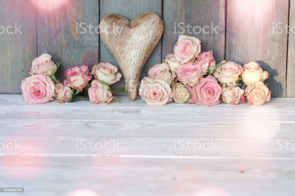 Decoration for a mothers day concept stock photo