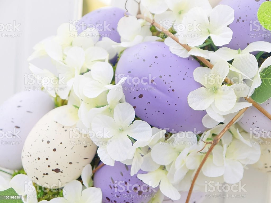Decoration for Easter royalty-free stock photo