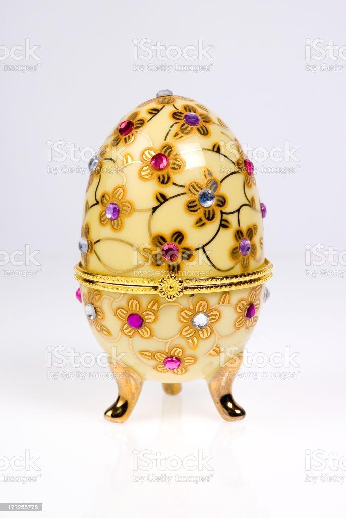 Decorative Egg stock photo
