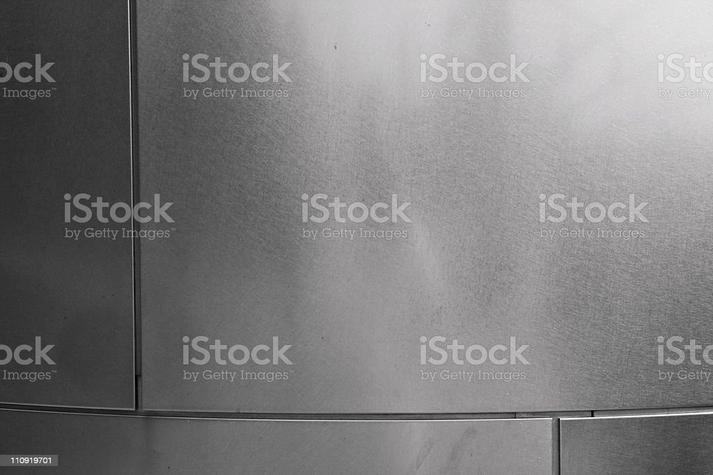Decorative metal royalty-free stock photo