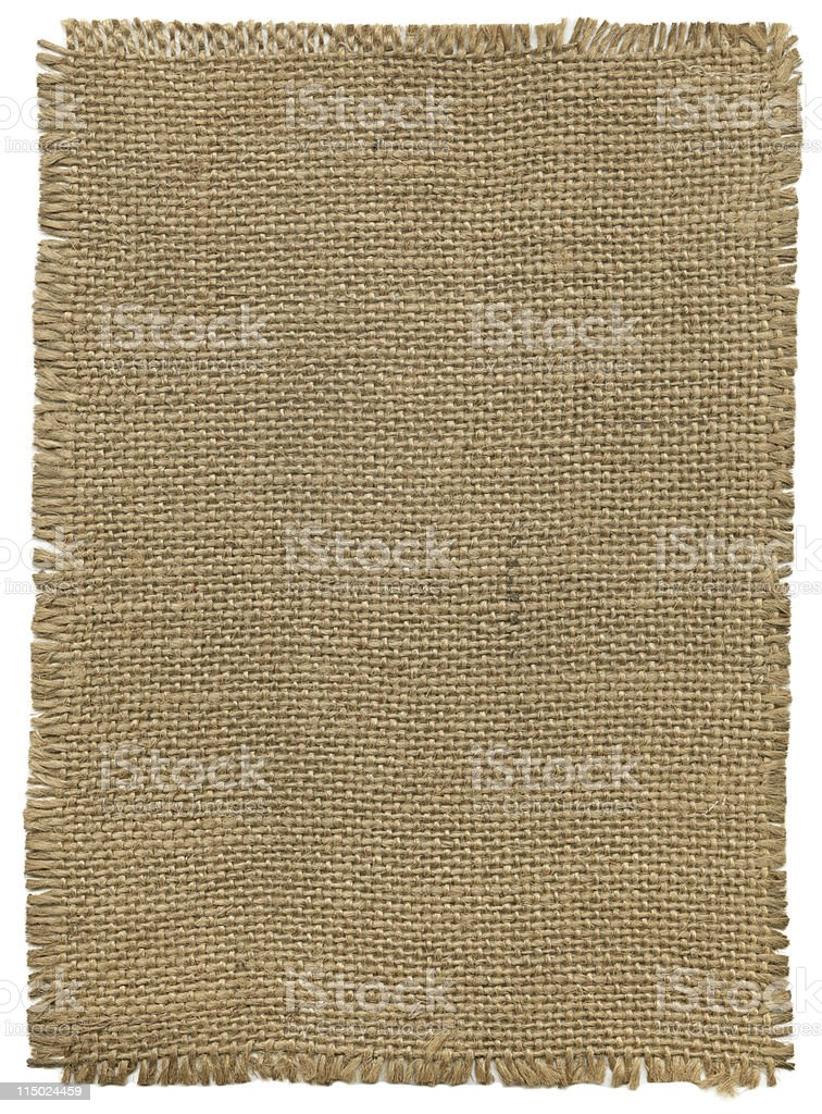 Decorative napkin stock photo