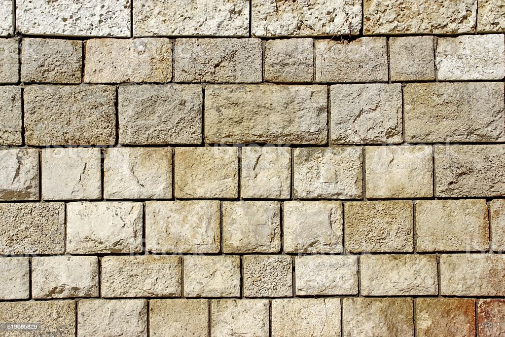Fine Seamless Limestone Block Texture Wall Stock Photo I Throughout Design Inspiration