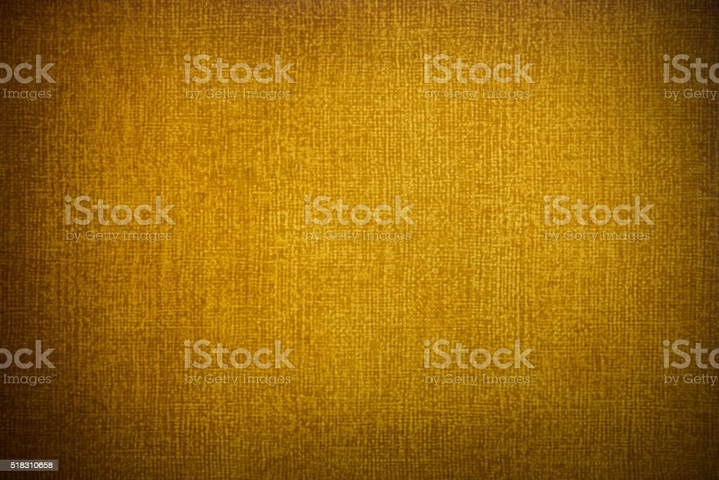 decorative old looking brown background texture with vignette stock photo