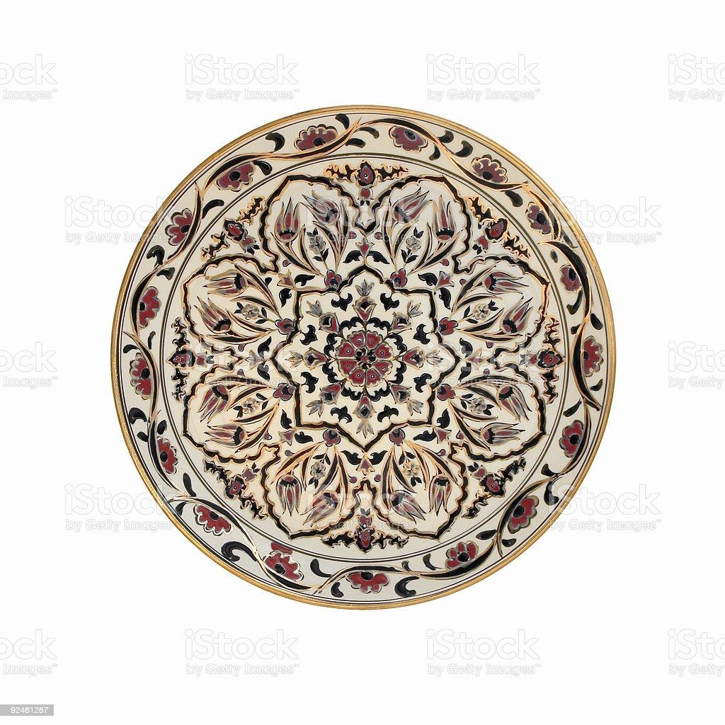 Decorativa Design piatto foto stock royalty-free