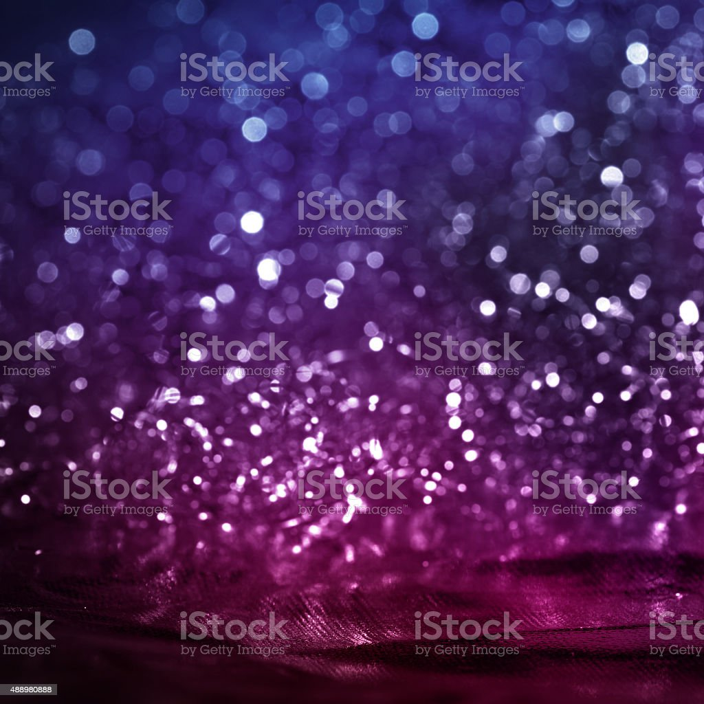 Decorative purple background with sparkling_001 stock photo