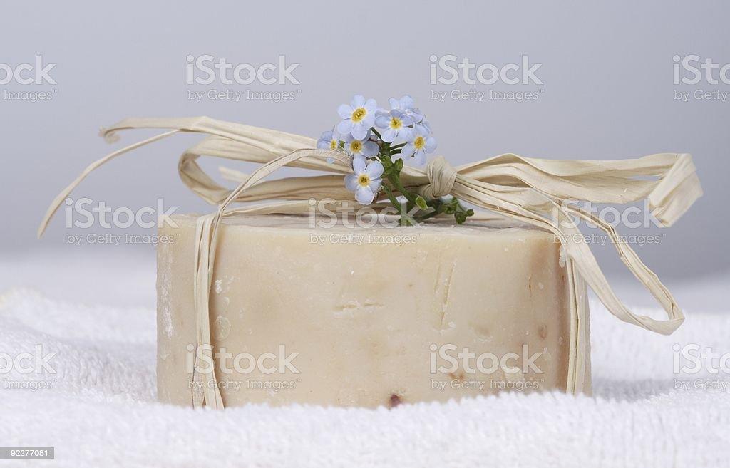 Decorative soap royalty-free stock photo