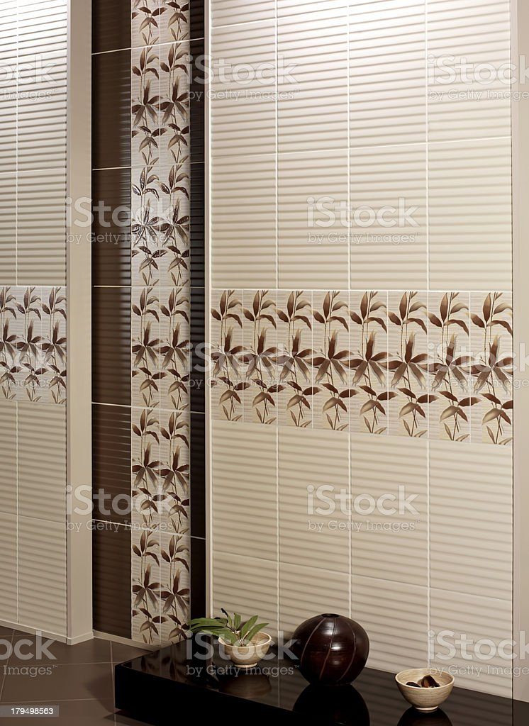 decorative tiling royalty-free stock photo