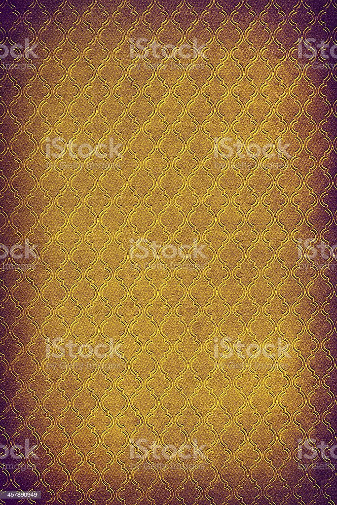 Decorative wallpaper royalty-free stock photo