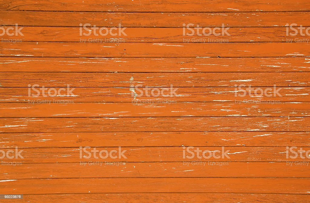 Decorticated wooden texture stock photo