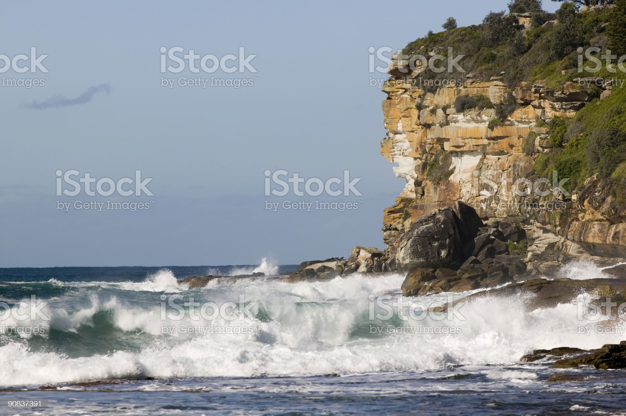Dee Why, sydney royalty-free stock photo